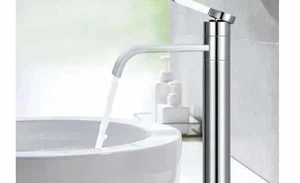 mitigeur de salle de bain cascade pour vasque homelody