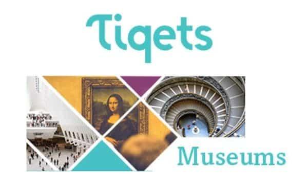 réduction sur tous les musées sur tiqets