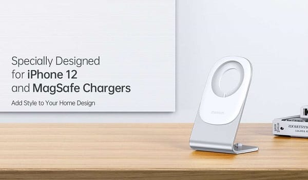 support pour chargeur magsafe choetech