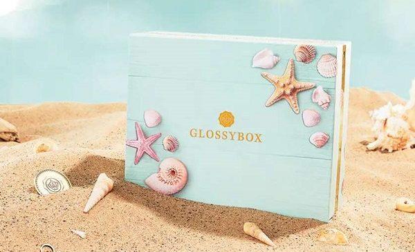10€ la première box glossybox contenant 5 produits de beauté