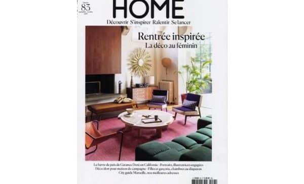 Abonnement au magazine Home pas cher