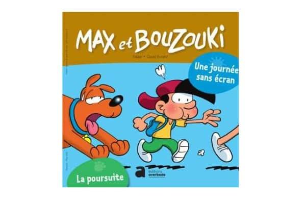 Abonnement histoire en BD Max et Bouzouki pas cher