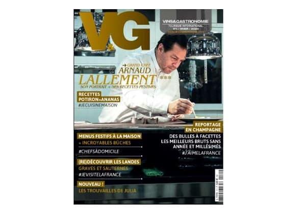Abonnement magazine Vins & Gastronomie pas cher
