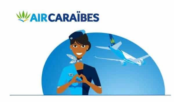 Code promo Air Caraïbes : 50€ de remise