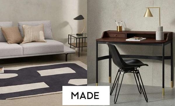 mobilier et décoration made 35€ offert dès 350€ d'achats