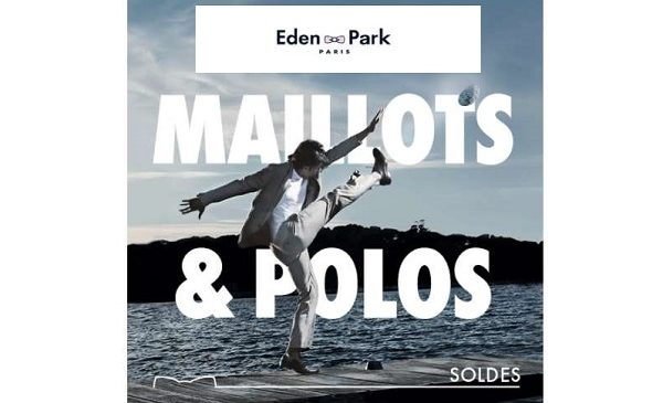Soldes Eden Park