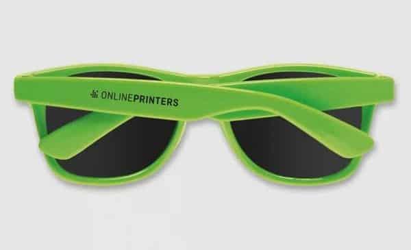 remise sur les lunettes de soleil Atlanta personnalisées sur Onlineprinters