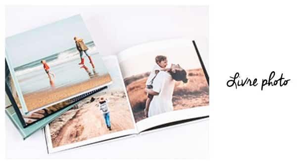50% de remise dès 2 livres photo commandés sur photoweb