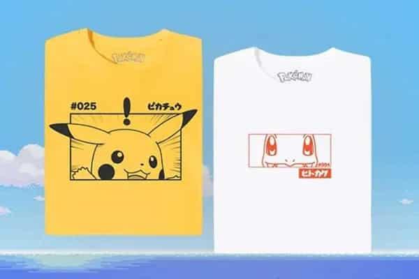 9,99€ t shirt pokémon (licence officielle) + livraison gratuite