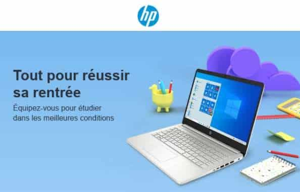 Back to School HP