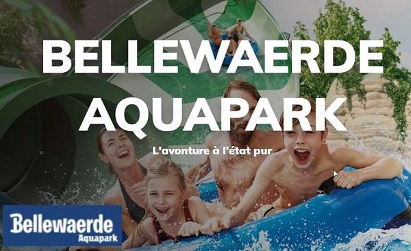 Billet Bellewaerde Aquapark (Belgique) à tarif réduit