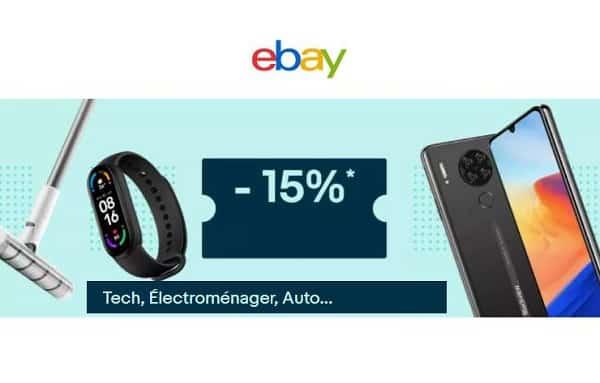 offre spéciale tech et Électroménager sur ebay