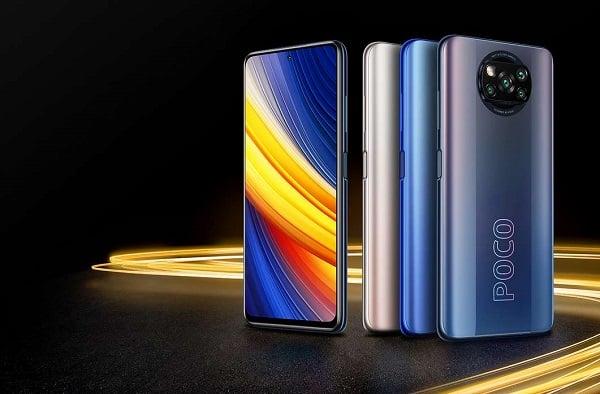 PROMOTION smartphone POCO X3 Pro 6 Go + 128 Go