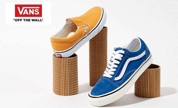 vente privée de chaussures vans sur bazarchic
