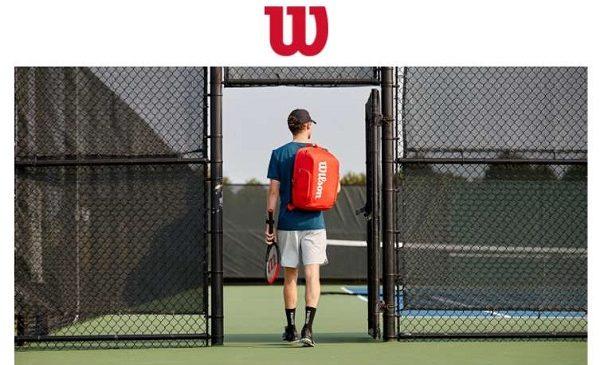 Wilson Tennis Outlet : 60% de remise sur vêtements de tennis, chaussures, raquettes et d'autres articles