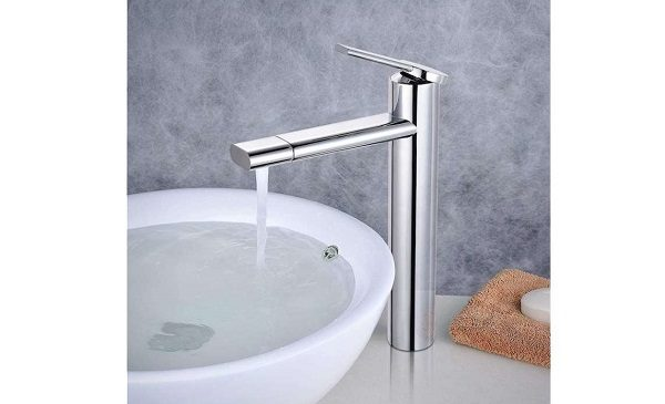 mitigeur de lavabo vasque haut dalmo