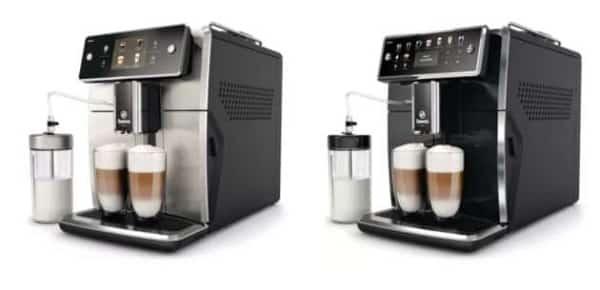 250€ de remise pour l'achat d'une machine expresso à café grains avec broyeur SAECO