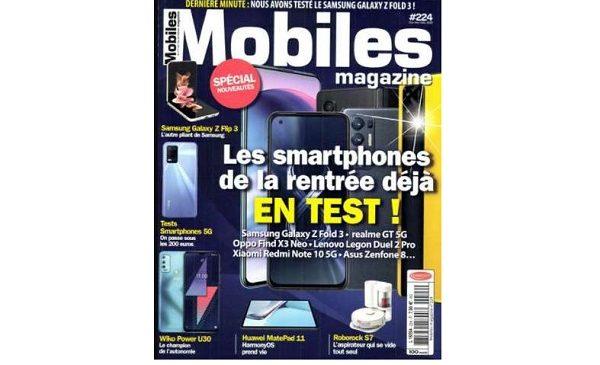 Abonnement Mobiles magazine pas cher