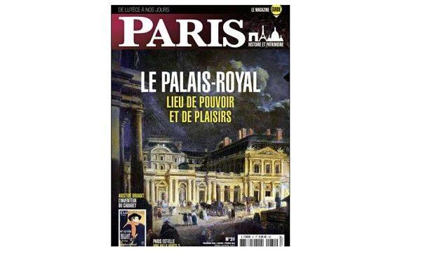 Abonnement au magazine Paris de Lutèce à nos jours pas cher