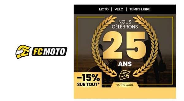 Anniversaire FC-Moto