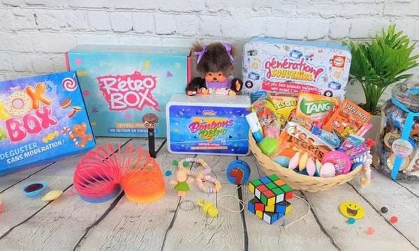 Bon d'achat Génération Souvenirs (bonbons, jeux et jouets rétro, goodies) moins cher