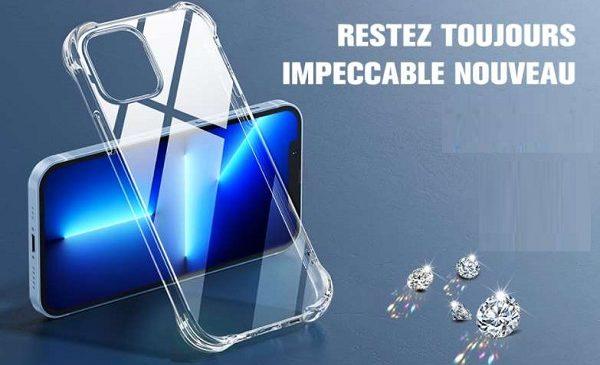 Déstockage de coques et verres trempes pour iPhone 13, 13 Pro et 13 Pro Max Cocoda