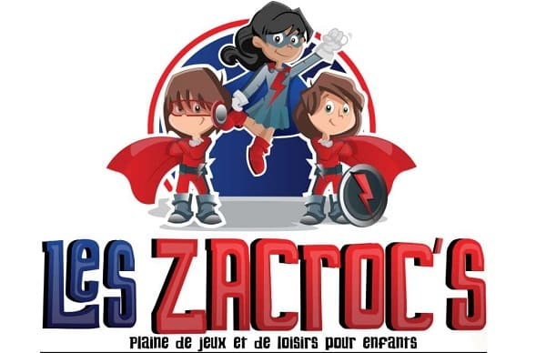 Entrées pour le parc de jeux Les Zacroc's moins chères