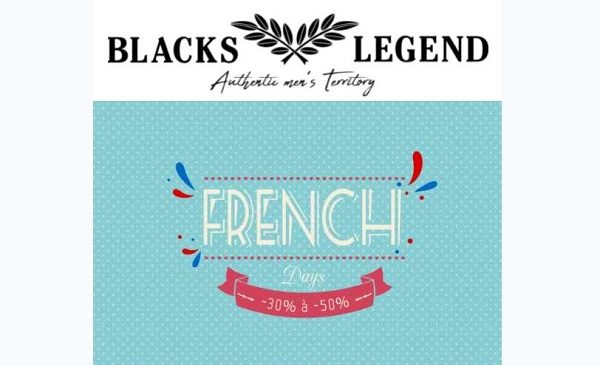 French Days Blacks Legend