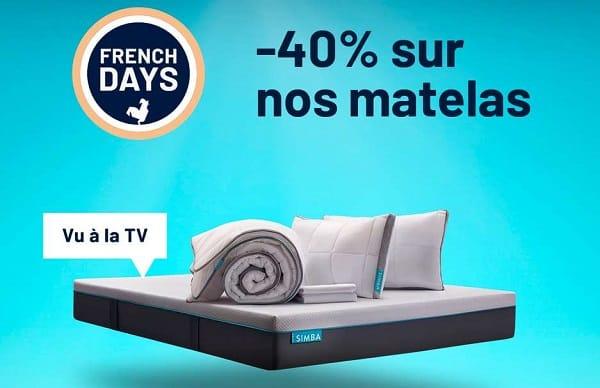 French Days Simba Sleep