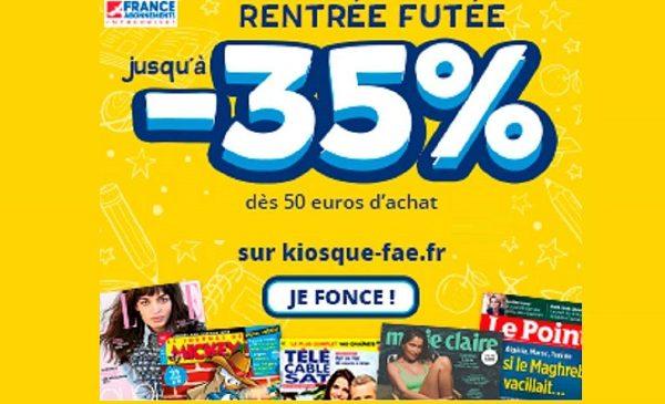 Rentrée Futée France Abonnement