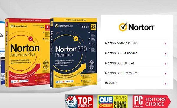 Vente Privé Norton