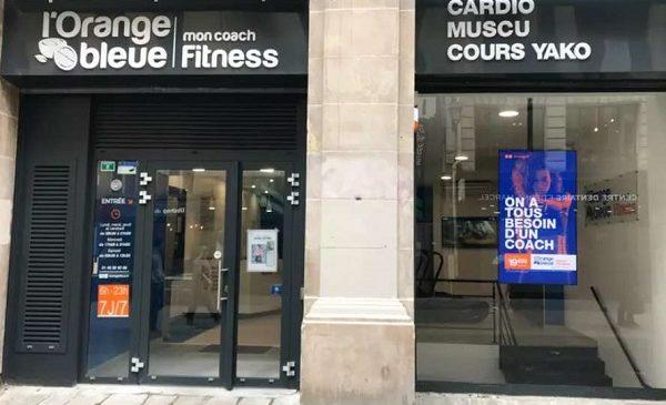Abonnement L'Orange Bleue Paris Les Halles pas cher