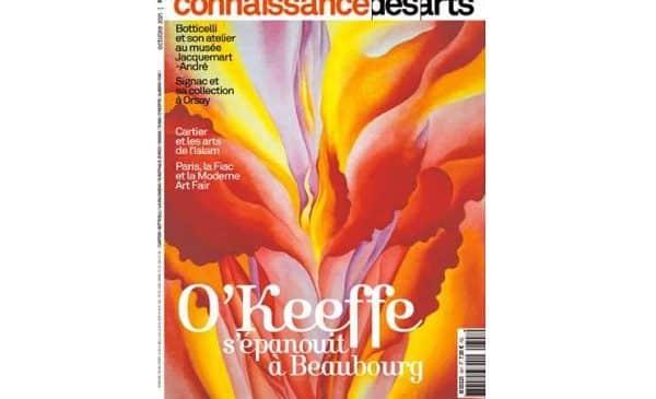 Abonnement au magazine Connaissance des Arts pas cher