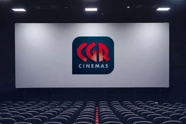 Billet de cinéma CGR moins cher