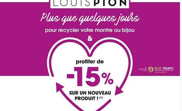 Recycler c'est gagner Louis Pion