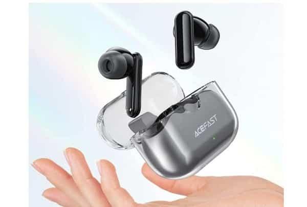 promo écouteurs sans fil avec réduction de bruit acefast t3