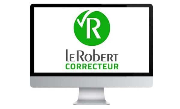 20€ de remise sur le logiciel de correction 3 en 1 Le Robert Correcteur = 79€ pour 3 PC et/ou Mac