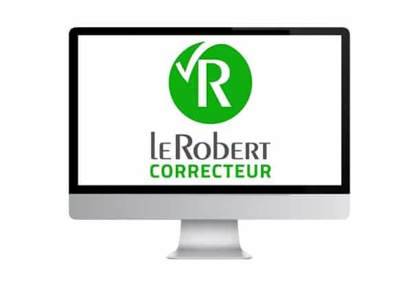 remise sur le logiciel de correction 3 en 1 Le Robert Correcteur